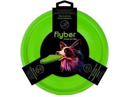 Hračka pěn. Guma Letající talíř Flyber 1 ks