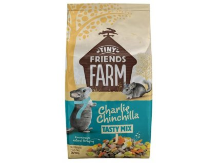 Supreme Tiny FARM Friends Chinchilla - činčila 907 g