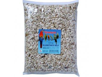 Slunečnice bílá Granum 500 g