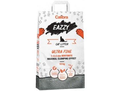 Podestýlka Cat Calibra EAZZY Ultra Fine 10 kg