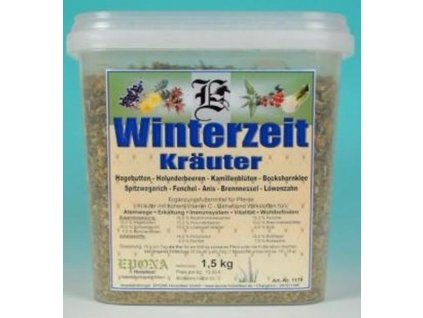 EPONA Winterzeit Kräuter - zimní byliny 1 kg