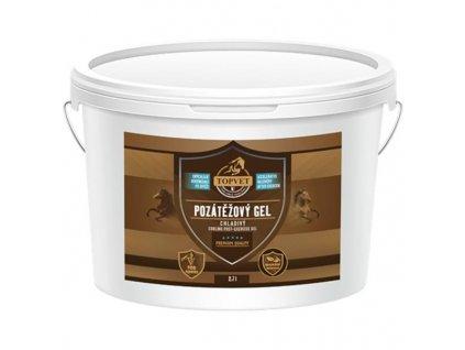 Pozátěžový gel chladivý 2,7l Topvet