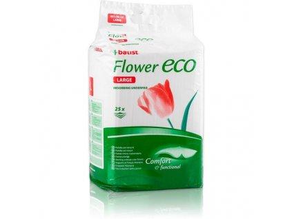 Podložka absorpční FLOWER eco 60 x 90 cm 25ks