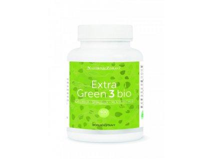 Extra green 3 BIO 250mg 400tbl.
