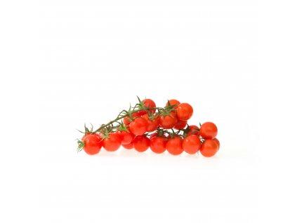 Rajčata cherry na stonku BIO (kg) /IT/Jak.II./