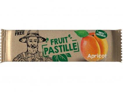 Ovocný plátek meruňka 30g