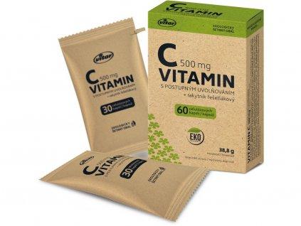 Vitamin C 500 mg 60 kapslí