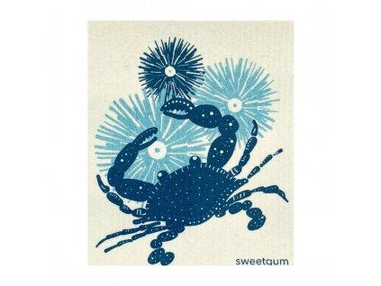 More Joy Pratelná univerzální utěrka - Krab