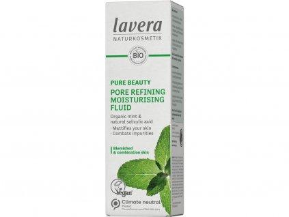 Lavera Pure Beauty Zjemňující hydratační fluid 50ml