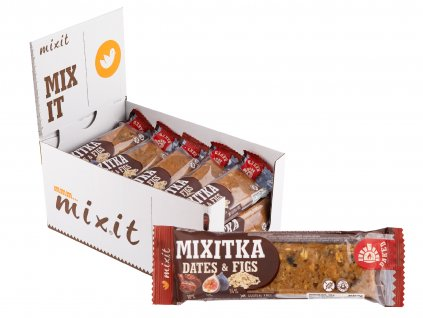 Mixitky BEZ LEPKU - Datle + Fíky (20ks)