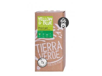 Yellow&Blue Prací gel bez vůně (2 l)