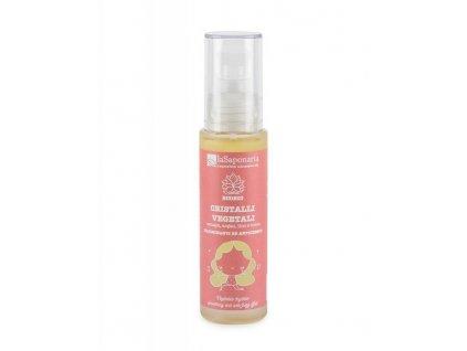 laSaponaria Přírodní sérum pro lámavé a krepaté vlasy BIO (50 ml)
