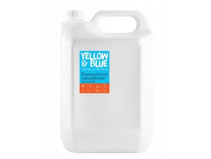 Yellow&Blue Pomerančový odmašťovač - koncentrát (5 l)