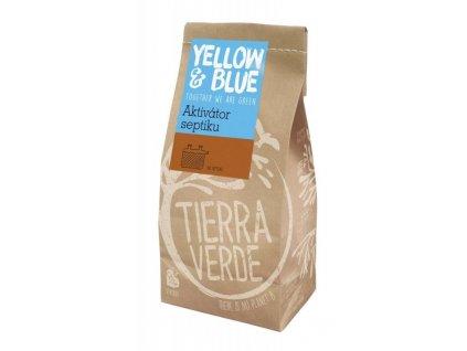Yellow&Blue Aktivátor septiku (500 g)