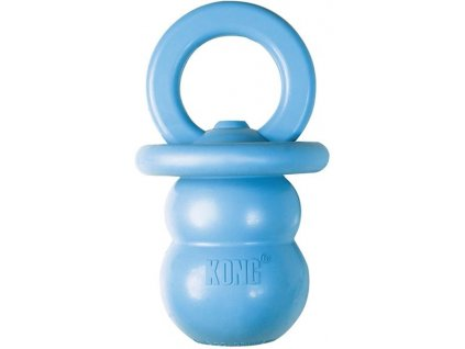 Hračka guma Puppy dudlík KONG M
