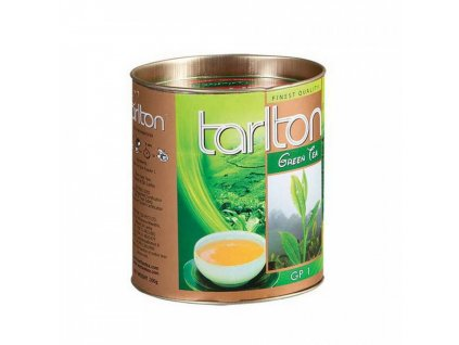 Tarlton zelený čaj GREEN PASSION 100g