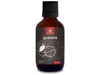 Guarana bylinné kapky 50ml
