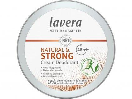 Lavera Krémový deodorant Strong 50ml