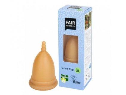 Fair Squared Menstruační kalíšek z přírodního latexu - XL