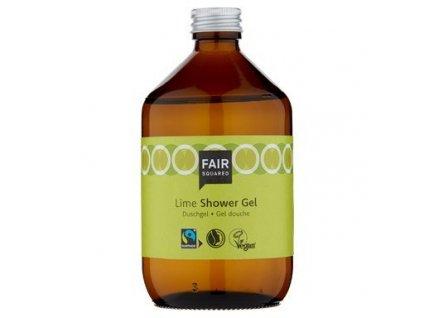 Fair Squared Sprchový gel s limetkou (500 ml)