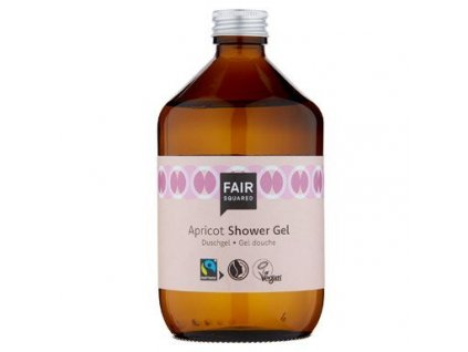 Fair Squared Sprchový gel s meruňkou (500 ml)