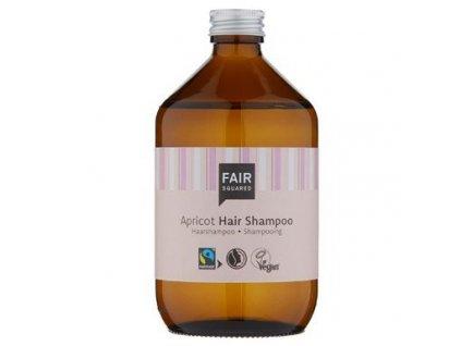 Fair Squared Šampon s meruňkou pro všechny typy vlasů (500 ml)