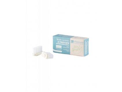 laSaponaria Náhradní hlavice k zubnímu kartáčku (soft) (2 ks)
