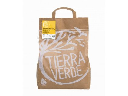 Tierra Verde Sůl do myčky - INOVACE (5 kg)