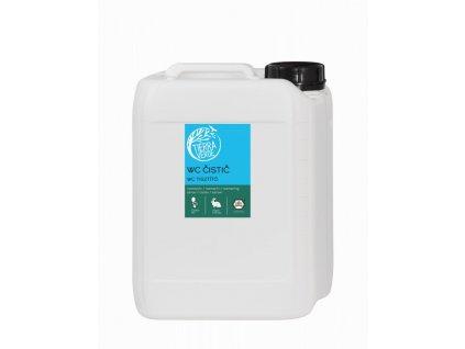 Tierra Verde WC čistič s rozmarýnem a citrónem (5 l)