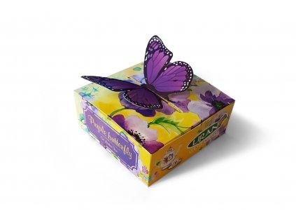 Čaj Purple butterfly - 3x3g Liran