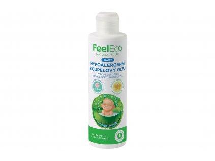 Hypoalergenní koupelový olej BABY - Feel Eco 200ml