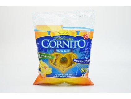 Těstoviny bez lepku VLASOVÉ NUDLE HNÍZDA - Cornito 200g