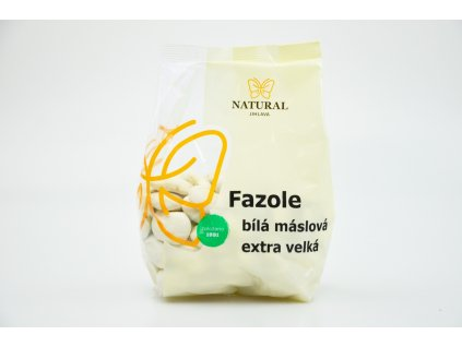 Fazole bílá máslová extra velká - Natural 300g