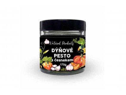 Dýňové pesto s česnekem - Natural Products 170g