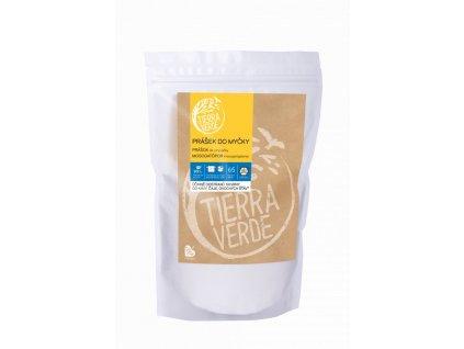 Tierra Verde Prášek do myčky na nádobí - INOVACE (sáček 1 kg)