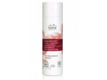 Officina Naturae Posilující šampon pro slabé vlasy BIO (200 ml)