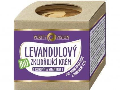 Bio Levandulový krém zklidňující 40ml