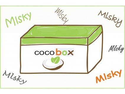 MALÝ CocoBox - Mlsky