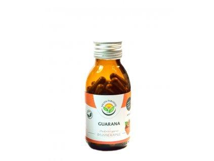 Guarana - Paullinia kapsle