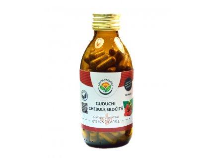 Guduchi - Chebule srdčitá kapsle