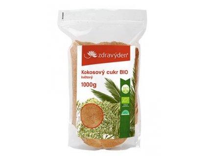 Kokosový cukr BIO květový 1000g