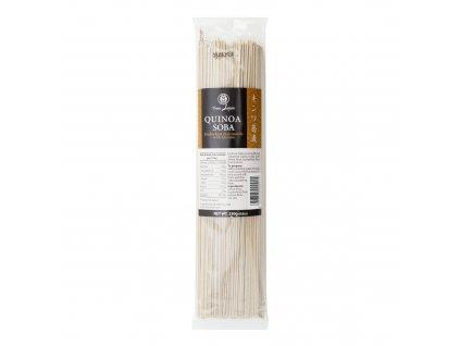 Těstoviny s pohankou Soba Quinoa 250g MUSO