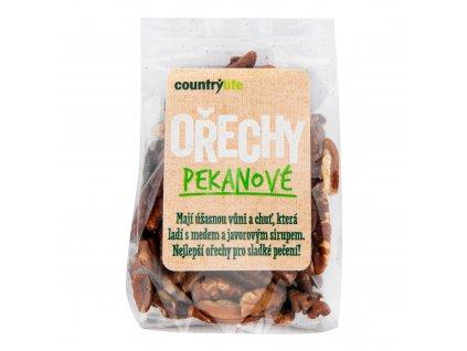 Pekanové ořechy 80g COUNTRYLIFE