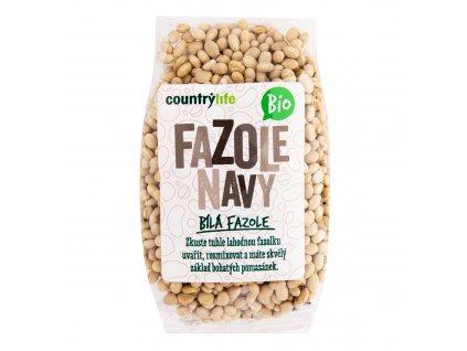 Fazole navy 500g BIO COUNTRYLIFE