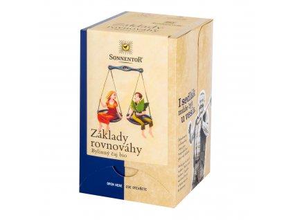 Čaj Základy rovnováhy 27g BIO SONNENTOR