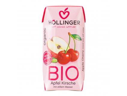 Nektar jablko višeň 200 ml BIO HOLLINGER