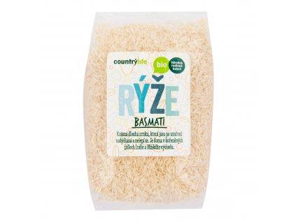 Rýže basmati 1kg BIO COUNTRYLIFE