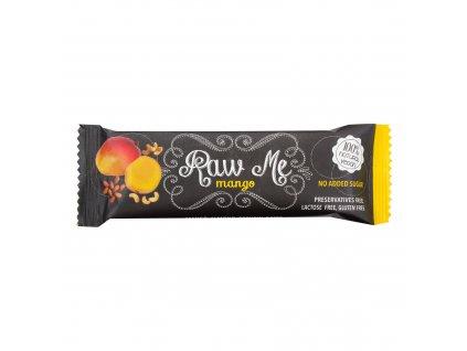 Tyčinka ovocná s příchutí manga 45g RAWME