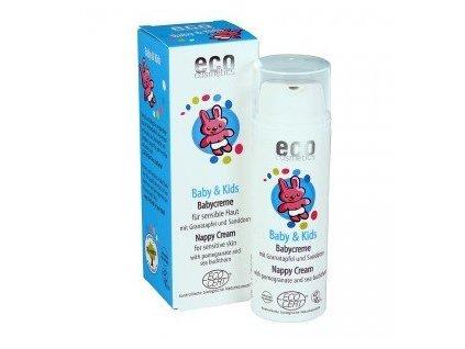 Eco Cosmetics Baby Kojenecký a dětský krém BIO (50 ml)