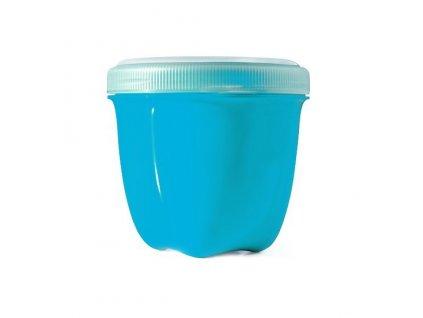 Preserve Svačinový box (240 ml) - modrý